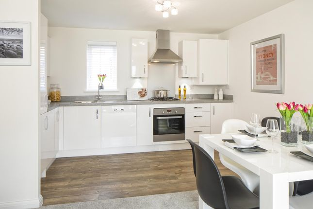 "Thumbnail Property for sale in ""Morton"" at Butt Lane, Thornbury, Bristol"