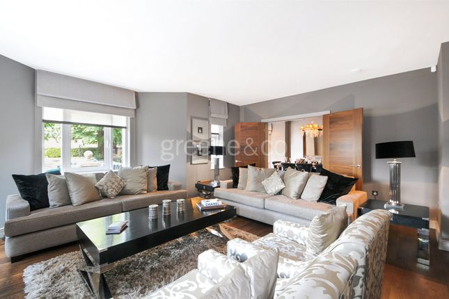 Thumbnail Property to rent in St. Edmunds Terrace, St Johns Wood, London