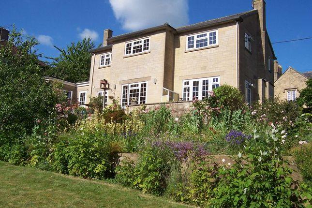 Thumbnail Detached house for sale in Bathwell Lane, Milborne Port, Dorset, Somerset Border
