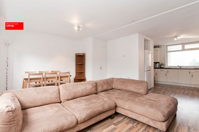 Thumbnail Flat to rent in Seyssel Street, Isle Of Dogs