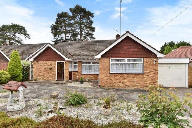 Detached bungalow for sale in Windlesham, Surey