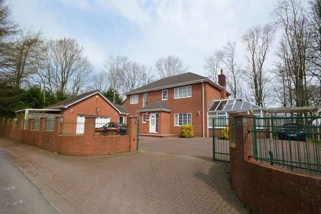 Thumbnail Detached house for sale in Rheda Park, Frizington