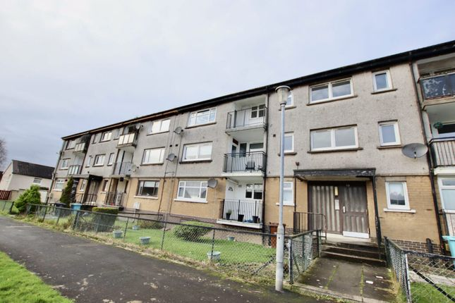 2 bed flat for sale in Glentore Quadrant, Airdrie ML6