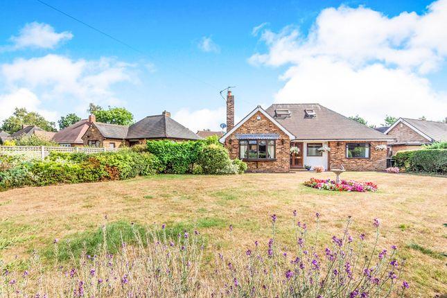 Thumbnail Detached bungalow for sale in Hatchell Drive, Bessacarr, Doncaster