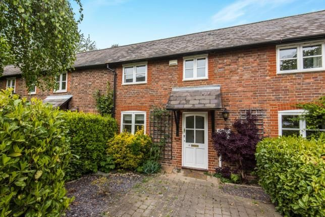 Thumbnail Terraced house for sale in Ockham Road South, East Horsley, Leatherhead