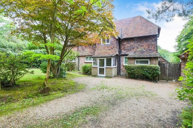 Thumbnail Detached house for sale in St. Olives Close, Back Lane, Cross In Hand, Heathfield