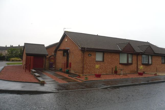 Thumbnail Semi-detached bungalow for sale in Hawkhill Dr, Stevenston