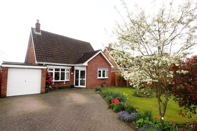 Thumbnail Property for sale in Park Close, Hethersett, Norwich