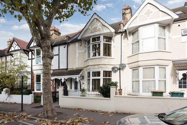 Thumbnail Terraced house for sale in Montpelier Gardens, London