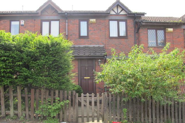 Thumbnail Terraced house to rent in Rainsough Brow, Prestwich, Manchester