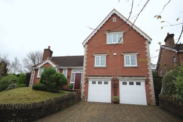 Thumbnail Detached house for sale in Moor Hill, Norden, Rochdale