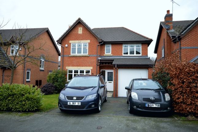 Thumbnail Detached house to rent in Kennington Park, Widnes