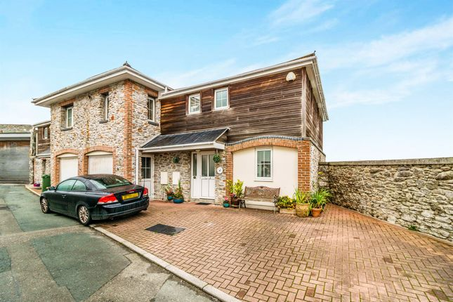 Thumbnail Semi-detached house for sale in Turnquay, Plymstock, Plymouth
