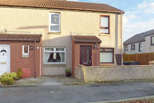 Thumbnail Terraced house for sale in Allison Close, Cove, Aberdeen, Aberdeen