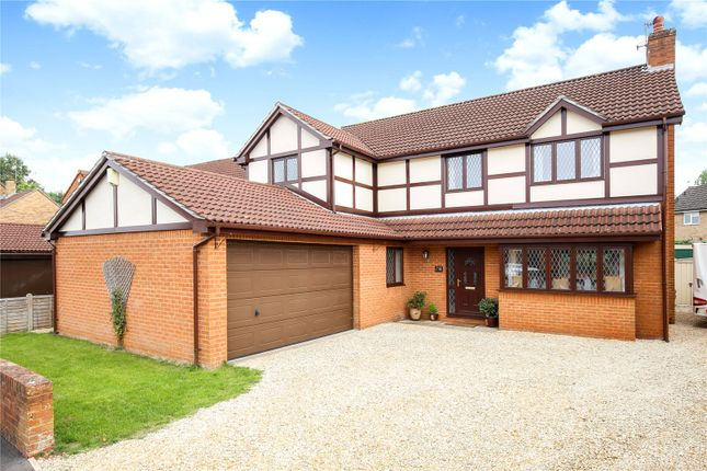 Thumbnail Detached house for sale in Kynges Mill Close, Frenchay, Bristol