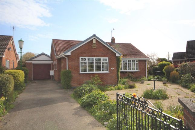 Thumbnail Detached bungalow for sale in Greenside Walk, Dunnington, York