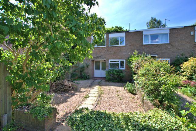 Thumbnail Semi-detached house to rent in Winchmore Drive, Trumpington, Cambridge