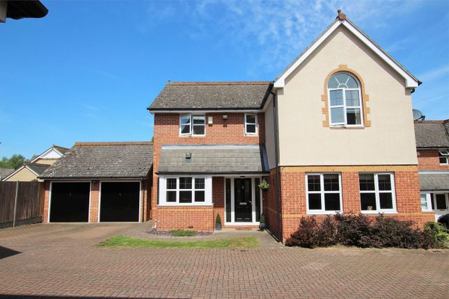 Thumbnail Detached house for sale in Copper Court, Braintree, Essex