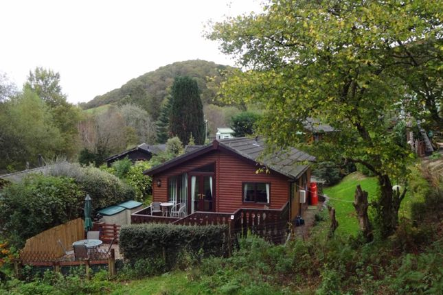 Thumbnail Mobile/park home for sale in The Garth, Garth Road, Machynlleth, Powys