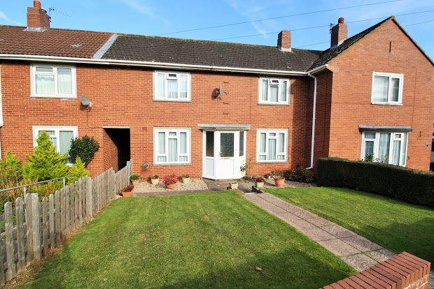 3 bed terraced house for sale in Mincinglake Road, Exeter