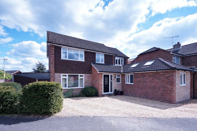 Thumbnail Detached house for sale in Bell Meadow Road, Hook