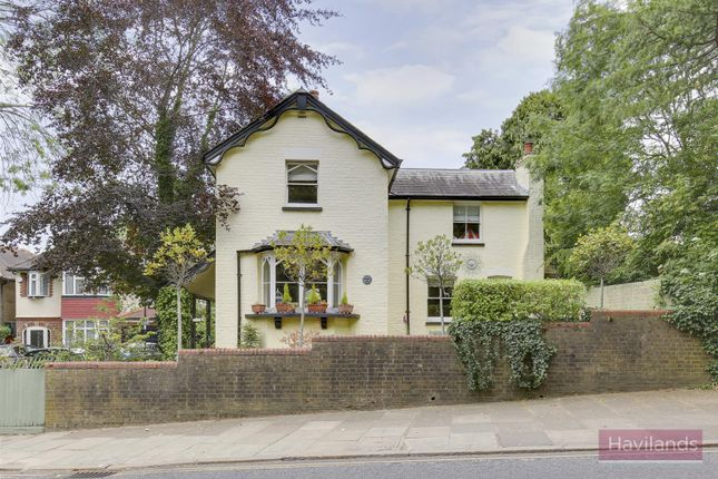 Thumbnail Detached house for sale in Stone Hall Lodge, Church Hill, Winchmore Hill