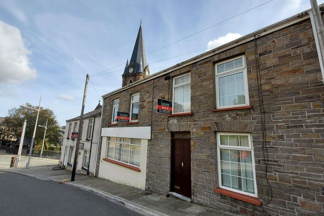 3 bed terraced house to rent in Spencer Street, Ebbw Vale NP23