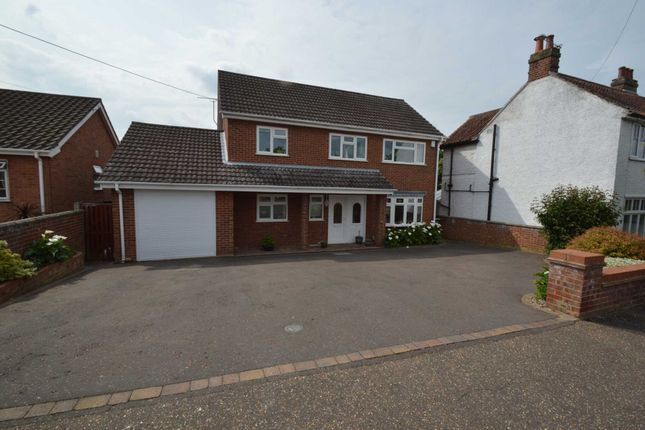 Thumbnail Property for sale in Meadow Road, New Costessey, Norwich