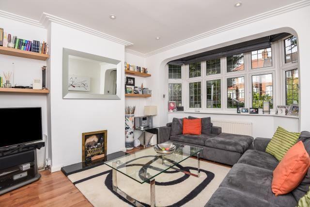 Thumbnail Semi-detached house for sale in Wolstonbury, London N12, Woodside Park, N12,