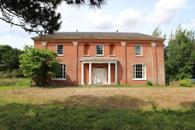 Thumbnail Detached house for sale in Reymerston Hall, Holls Lane, Reymerston, Norfolk