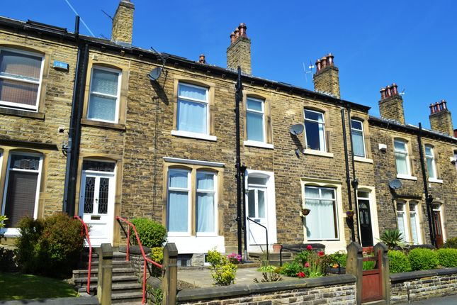 3 bed terraced house to rent in Armitage Road, Birkby, Huddersfield
