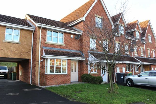 3 bed semi-detached house to rent in The Fieldings, Fulwood, Preston