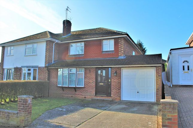 3 bed semi-detached house for sale in Clanfield Crescent, Tilehurst, Reading