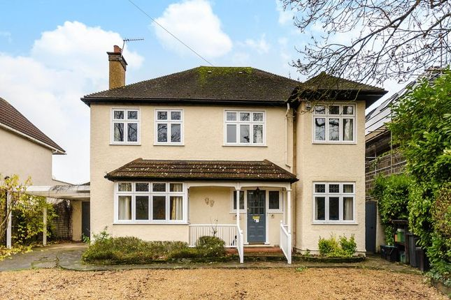 Thumbnail Detached house for sale in Beckenham Road, West Wickham