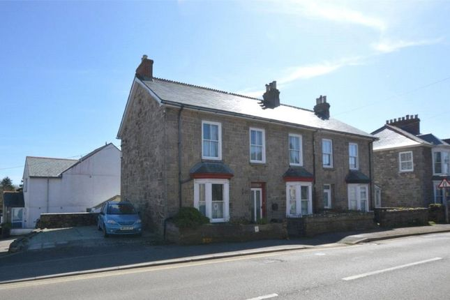 Thumbnail Semi-detached house for sale in Orchard Villas, Fore Street, Lelant, St. Ives