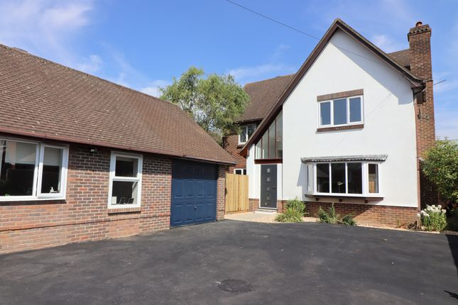 Thumbnail Detached house for sale in New Farm Road, Alresford