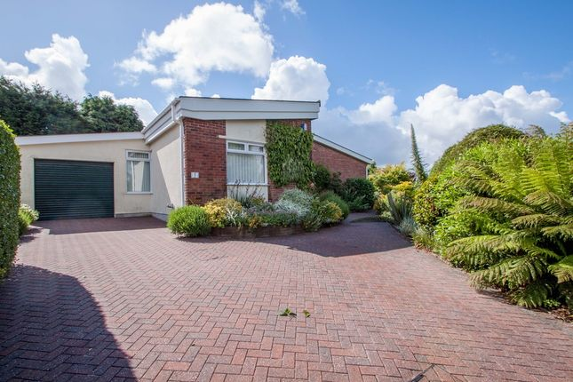 Thumbnail Detached bungalow for sale in Tretower Close, Plymouth