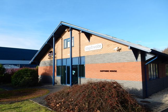 Thumbnail Office for sale in Crab Apple Way, Evesham, Worcestershire