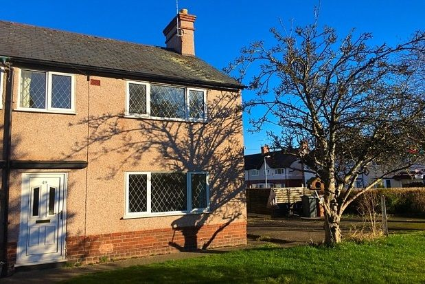 Thumbnail Semi-detached house to rent in Broncoed Park, Mold