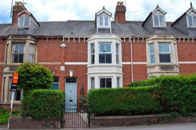 Thumbnail Terraced house for sale in Greenway Road, Taunton