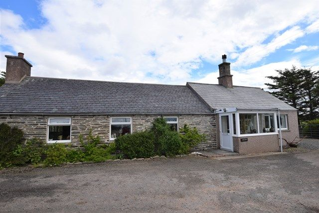Cottage for sale in Howe Croft + 13 Acres, Lyth, Caithness