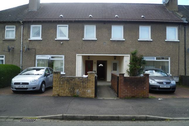 Thumbnail Terraced house for sale in Blackstone Crescent, Glasgow