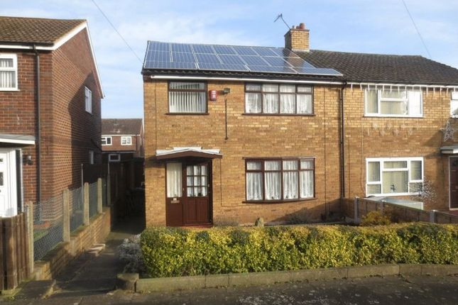 Thumbnail Semi-detached house to rent in Chaddesley Close, Oldbury
