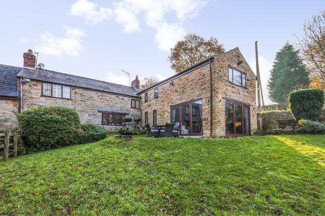 Thumbnail Farmhouse for sale in Clough Fields, Sheffield