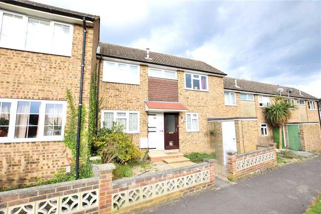 Thumbnail Terraced house to rent in Vandyke, Great Hollands, Bracknell, Berkshire