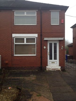 Thumbnail Semi-detached house to rent in George Avenue, Meir, Stoke-On-Trent