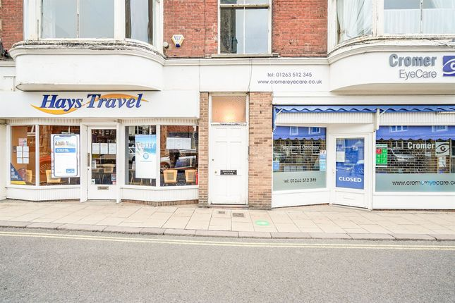 2 bed flat for sale in High Street, Cromer NR27