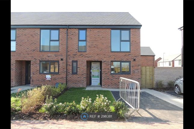 Thumbnail Terraced house to rent in Campsall Road, Askern, Doncaster