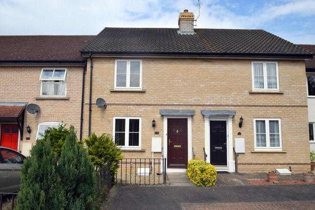 Thumbnail Terraced house to rent in Rockingham Road, Bury St. Edmunds