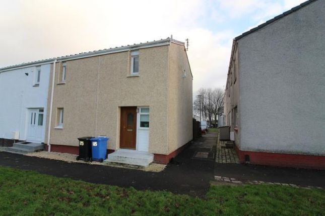 Thumbnail End terrace house to rent in Sempill Avenue, Erskine